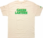 Green Lantern Silver Age Name T Shirt