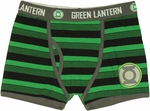 Green Lantern Stripes Boxer Briefs