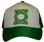 Green Lantern Trucker Hat