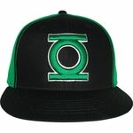 Green Lantern Two Tone Hat
