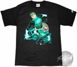 Green Lantern With Sinestro T-Shirt