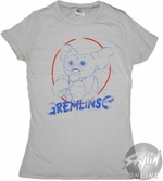 Gremlins Gizmo Circle Baby Tee