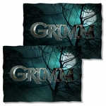 Grimm Logo FB Pillow Case
