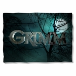 Grimm Logo Pillow Case