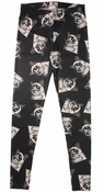 Grumpy Cat Collage Leggings