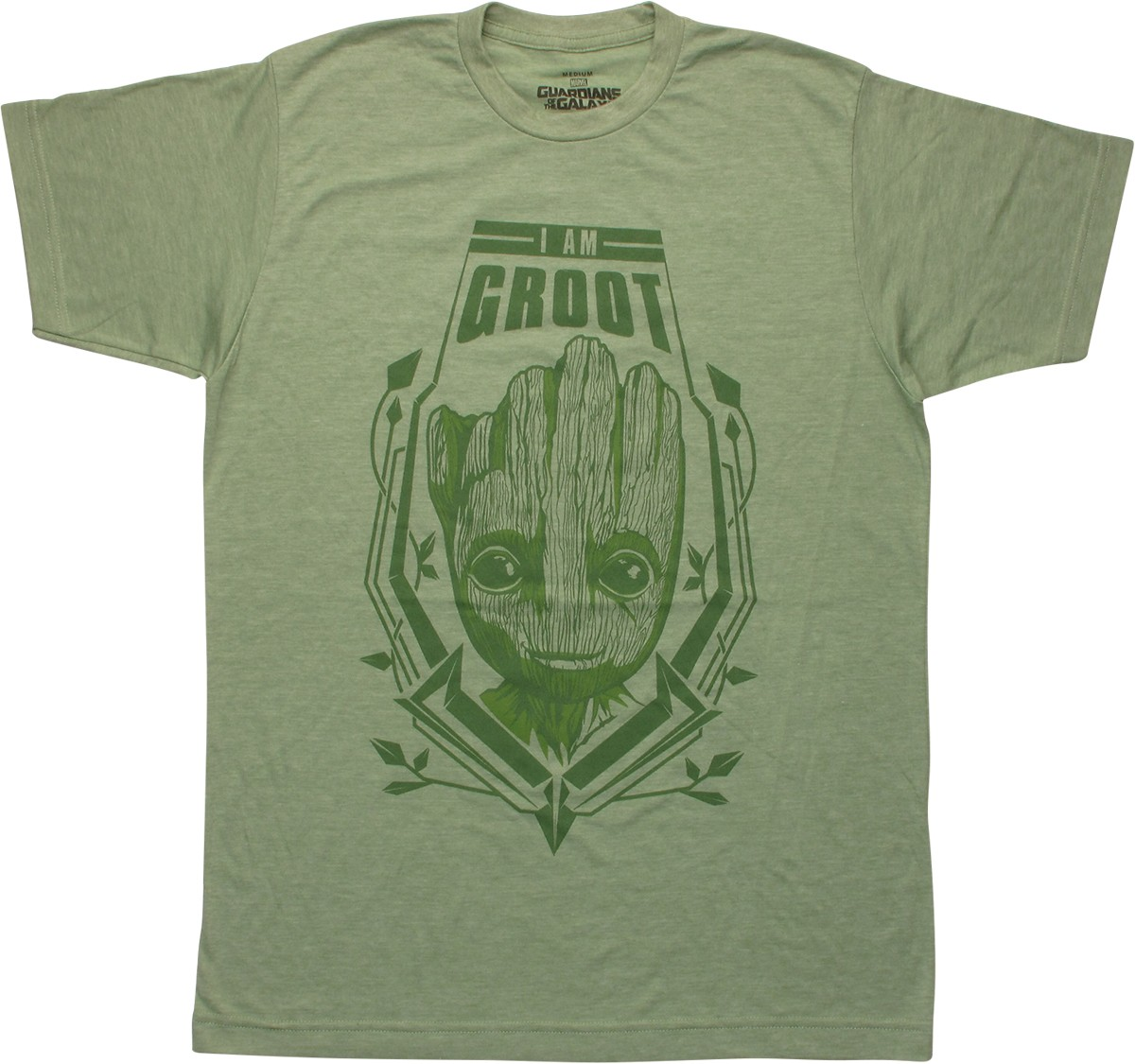 I Am Groot T Shirt Guardians of the Galax...