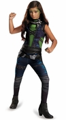 Guardians of the Galaxy Gamora Child Costume