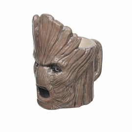 Guardians of the Galaxy Groot Head Sculpted Mug