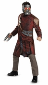 Guardians of the Galaxy Star Lord Deluxe Adult Costume