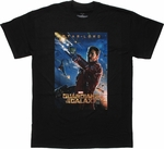 Guardians of the Galaxy Star Lord Poster T Shirt