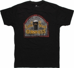 Guinness Extra Stout T Shirt Sheer