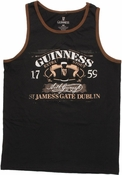 Guinness Label Tank Top