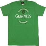 Guinness Logo T-Shirt Sheer