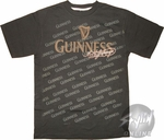 Guinness Pattern T-Shirt