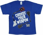 Guitar Hero Choose Youth T-Shirt