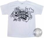 Guitar Hero Dragons Youth T-Shirt