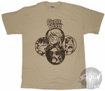 Guitar Hero Faces T-Shirt