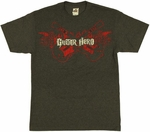 Guitar Hero Flame T-Shirt