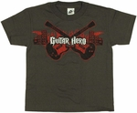 Guitar Hero Flame Youth T-Shirt