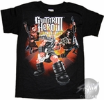 Guitar Hero God of Rock Youth T-Shirt
