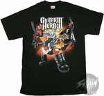 Guitar Hero III Legends of Rock T-Shirt