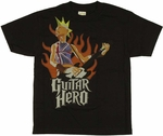 Guitar Hero Johnny Youth T-Shirt