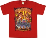 Guitar Hero Megadome Youth T-Shirt