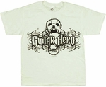 Guitar Hero Skull Youth T-Shirt