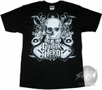 Guitar Hero Speakers Guitars T-Shirt