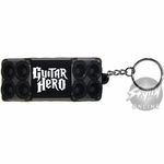 Guitar Hero Speakers Keychain