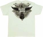 Guitar Hero Wings T-Shirt