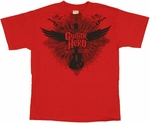 Guitar Hero Wings Youth T-Shirt