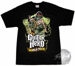 Guitar Hero World Tour Robot T-Shirt
