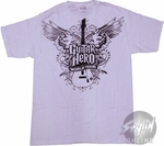 Guitar Hero World Tour Wings T-Shirt