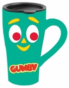 Gumby Ceramic Travel Mug