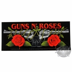 Guns N Roses Horizontal Sticker