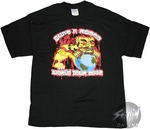 Guns N Roses Lion T-Shirt