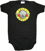 Guns N Roses Logo Snap Suit