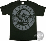 Guns N Roses Logo T-Shirt