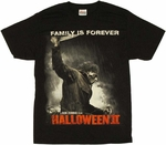 Halloween 2 Family T Shirt
