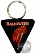 Halloween Face Flexible Keychain