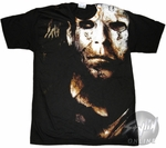 Halloween H2 Face T-Shirt