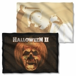 Halloween II Poster Sub FB Pillow Case