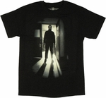Halloween Michael Doorway T Shirt