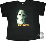 Halloween Myers Portrait T-Shirt