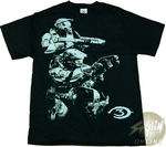 Halo 3 Dual Shoot T-Shirt