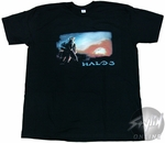 Halo 3 Horizon T-Shirt Sheer