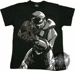 Halo 3 Master Chief Shoot T-Shirt