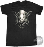 Halo 3 Skulls T-Shirt Sheer
