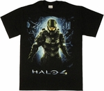 Halo 4 Master Chief T Shirt